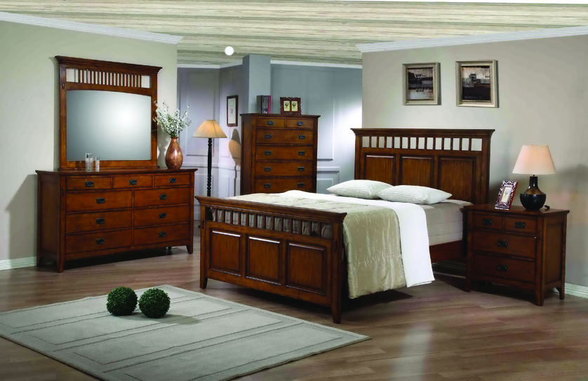 Elements Trudy Panel Bed Web