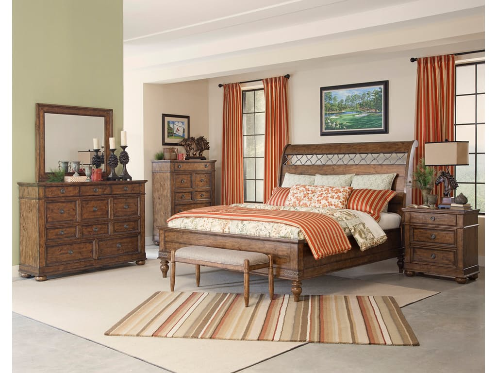 Klaussner Southern Pines Bedroom