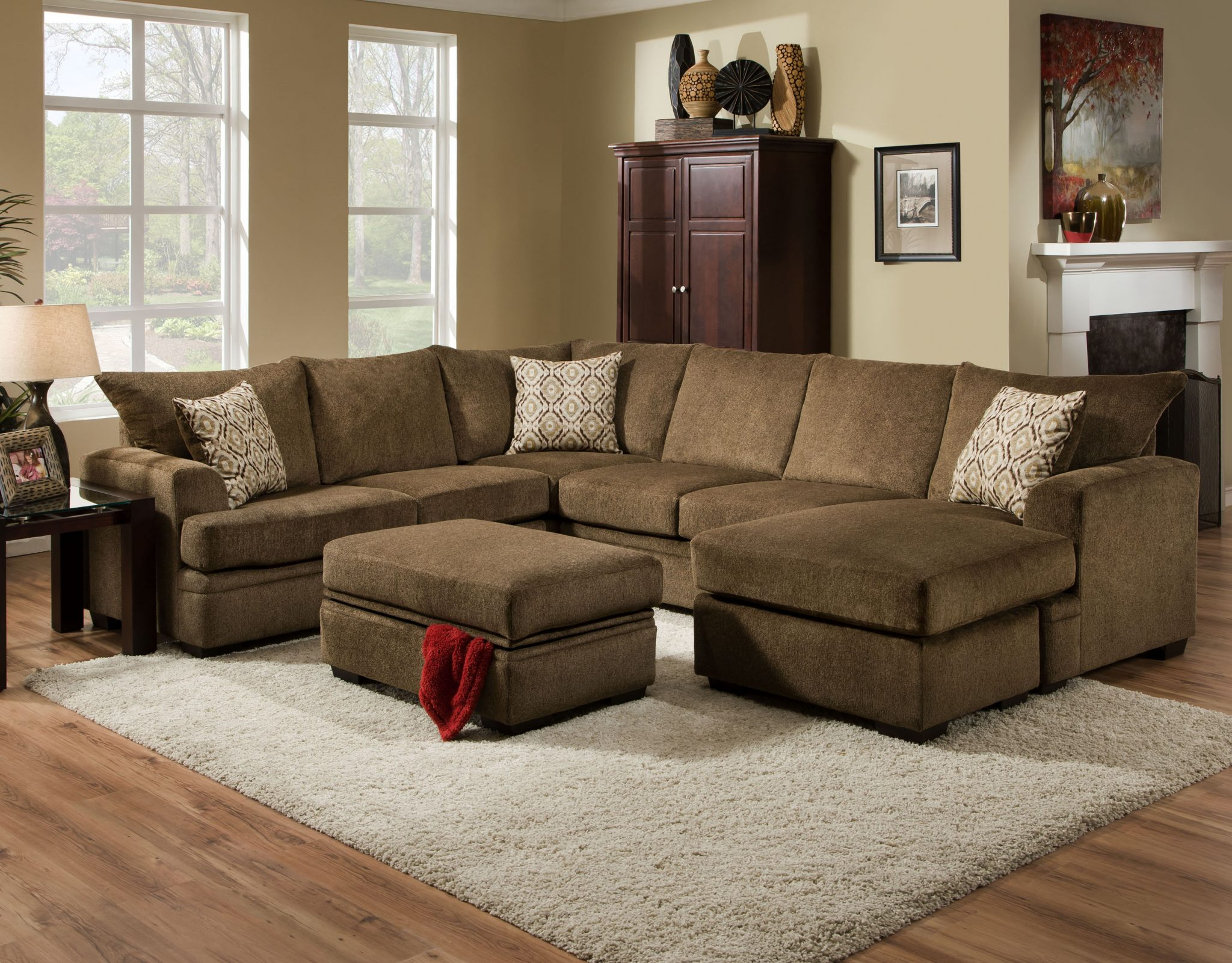 Leather Couch Furniture Store